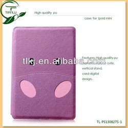 Hot For iPad Mini Case/pu case for apple ipad mini,for ipad mini case