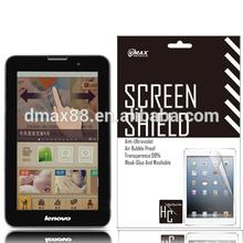 Matte screen protectors & tablet pc screen guard for Lenovo A3000 oem/odm(Anti-Fingerprint)