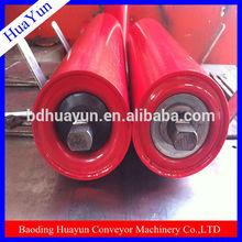 89mm diameter labyrinth seal belt conveyor trough roller for mechanical spare parts