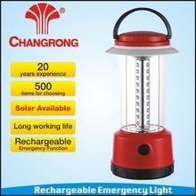 40pcs led power rechargeable emergency lantern