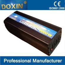 Doxin 5000W modified sine wave solar inverter 5000W Power Inverter / 5000w power converter dc12V to ac220V power inverter