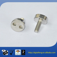 Cap head machine screws with nikle plated