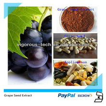 High ORAC Value Natural Grape Seed Extract