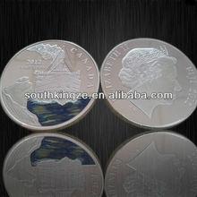 2012 TITANIC Silver Coin Commerative Fiji Canada Medal Ship London Royal USA UK Replica coin
