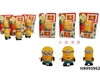 promotion toys hot sale new plastic toys wind up despicable Me minions toys