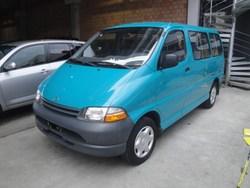 Toyota Hiace ..... Mini-Bus.