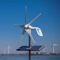 Générateur de vent 600w max, combiner avec le vent/solaire contrôleur hybride( écran lcd)