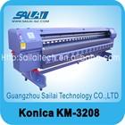 High Quality!!! Konica KM3208 digital printer (3.2m/4 head/1440dpi/konica 512 head)