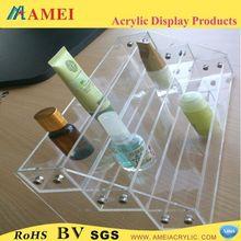 2013 Hot-sale acrylic nail varnish displays/acrylic nail varnish displays manufacturer