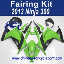 NINJA 300 fairing for NINJA 300 2013 FAIRING KIT FFKKA002