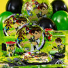 Boy theme party decorations-ben 10