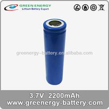long life laptop battery ICR18650 battery Series li ion battery pack