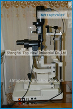 LYL-2D ophthalmic slit lamp with 2 Magnifications 10x 20x