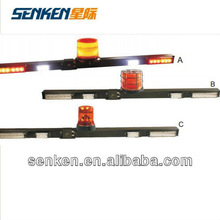 low cost mining bar lights flyer for police SUV car
