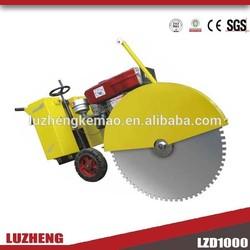 Mini handy diesel concrete cutter machine,road cutter,asphalt pavement cutter