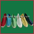 clásico bhs094409 diferentes colores de lona alpargata