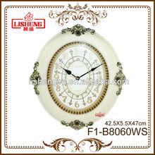 Western style wall clock F1-B8060WS