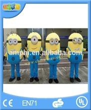 factory despicable me minion mascot costume
