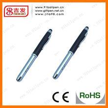 2013 hot sale 4 in 1 touch screen stylus pen