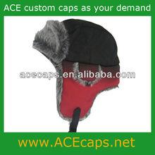Hot Sale Fashion Design Customize Winter Hat Earflap Hat Trooper Hat