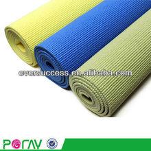 Eco Anti-slip PVC yoga mat,folding yoga mat