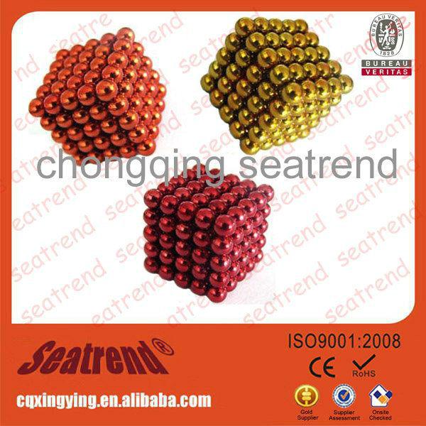 Made in China Chongqing ndfebN33-N52 (M/H/SH/UH/EH) rare earth magnets balls