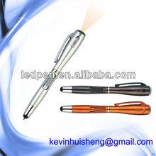 Led tactile stylo