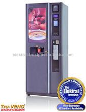 Tea Coffee Chocolate Vending Machine, Maxi-Kafe