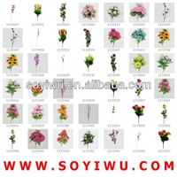 YIWU CHENCHEN FLOWER FACTORY Wholesale for Artificial Flower & Wreath