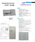 digital lock for file locker cabinet
