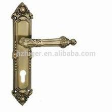 aluminium door handle/European door handle lock/stainless door lock