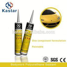 automobile fitting sealant polyurethane adhesive