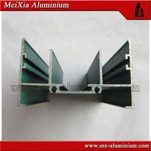 MeiXia brand export deep oprocessing f aluminum profile