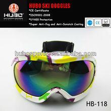 2013-2014 cheap snow goggles safety goggles kids ski