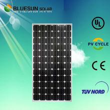 A grade High quality mono solar panels 200 watt
