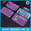 wallet leather case for galaxy s4 i9500 2013 new case