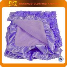 2014 New design Fleece Baby Blanket Patterns wholesale blanket cotton fleece blanket