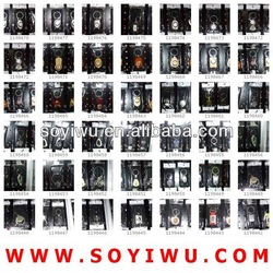 RUBBER ANIMAL KEYCHAINS wholesale for KEY CHAINS