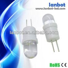 G4 professional manufacturer,led g4 12v AC/DC 1.5w mini bulbs --LANBOT