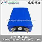 lifepo4 battery price 3.2v 15ah lifepo4 battery cell