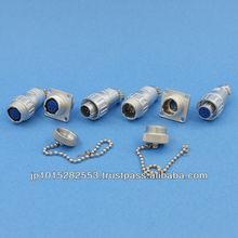 NJC 16 series JIS standards electrical connectors types