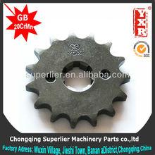 burma hao jue free wheel sprocket,CG 150 KS motorcycle transmission gear,Boxer CT guangzhou motorcycle spares