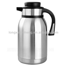 Good quality arabic coffee pot dallah,thermos double wall stainless steel turkish coffee pot
