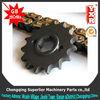 burma hao jue motorcycle china sprocket,CG 150 KS motor chain and sprocket,Boxer CT motorcycle parts importer