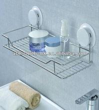 2013 Most Popular Bath Hardware Sets of Modern Curved Wall Shelf (260020)