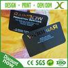304 Stainless Steel cheap metal card/ Printing Matte Mirror Metal business card