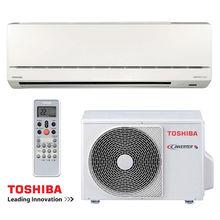 Inverter Air conditioner Toshiba AvAnt RAS-137SKV-E5 / 137SAV-E5 with A/A energy class of cooling/ heating