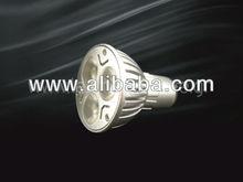 LED Spot GU10 3x1 Watt White 6000k