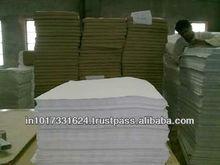 White Creamwove Paper