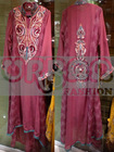 Pakistani Party Wear Tail Dress (UF5052)